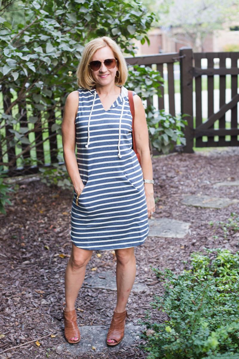 Weekend Warrior in Stripes - Kathrine Eldridge, Wardrobe Stylist