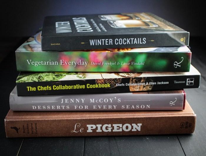 Win a copy of my 5 favorite cookbooks of 2013! #katieatthekitchendoor #giveaway