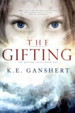 The front cover of The Gifting