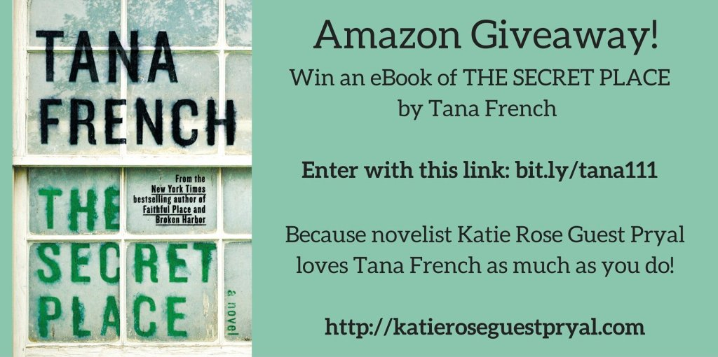 French Amazon Giveaway