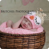 Crochet Owl Hat Pattern sizes Newborn-Small Adult