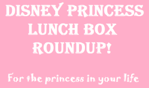 Disney Princess Lunch Bags on Sale