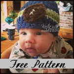 Free Football Fan Hat Pattern