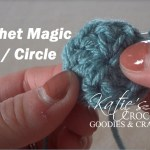 Crochet Magic Ring or Magic Circle Video