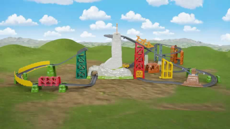 Trackmaster Screenshot