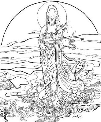 buddha-buddhism-coloring-book