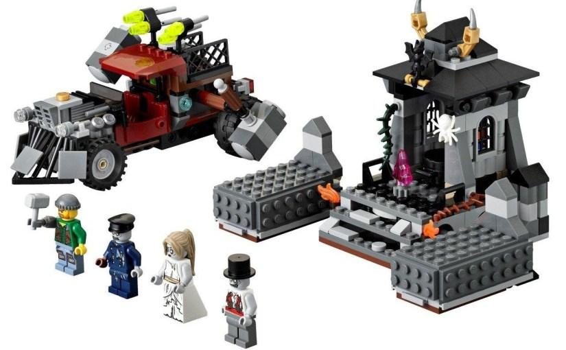 lego monsters halloween zombies