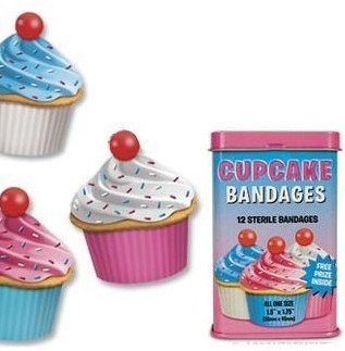 cupcake-bandages