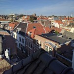 Haarlem from our point of view.