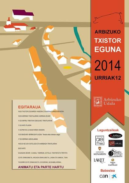 Txistor eguna 2014