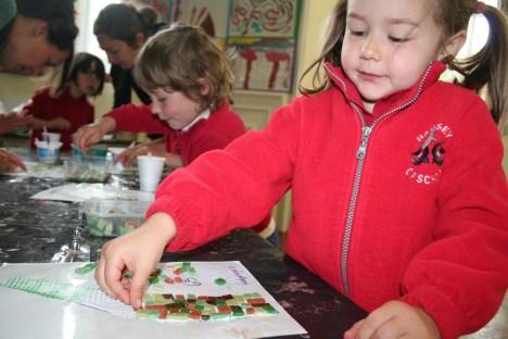 mosaic workshops