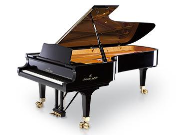 Lanzamiento de la nueva serie de los pianos de cola SK