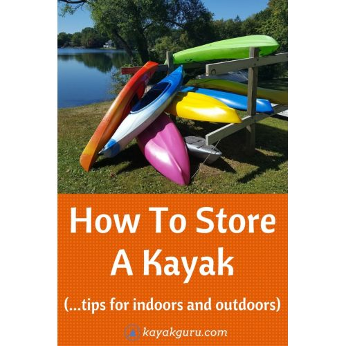 Medium Crop Of Kayak Storage Ideas