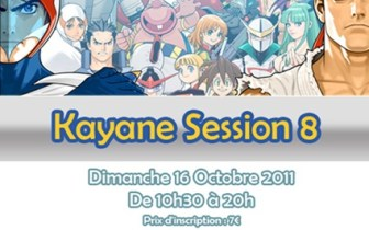 Kayane Session 8