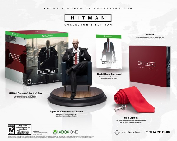 hitman Collector