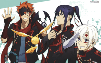 D.Gray-man-visual-art-characters