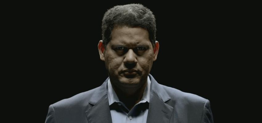 E3 Reggie Fight
