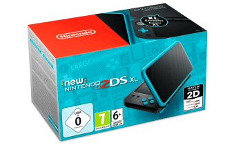 New N2DS XL Box