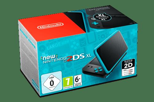 New N2DS XL Box