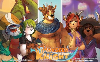 The Hayseed Knight