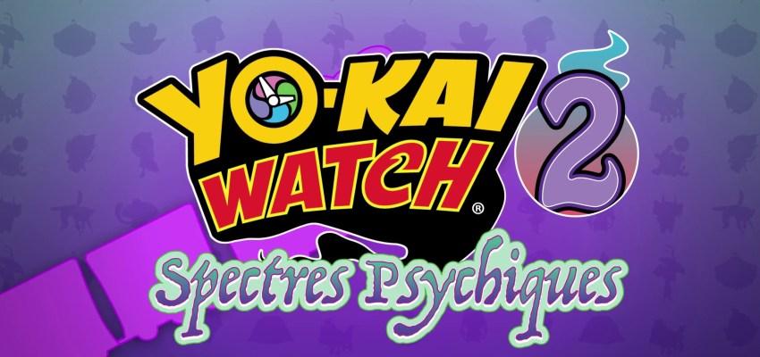 Yokai Watch 2 SP