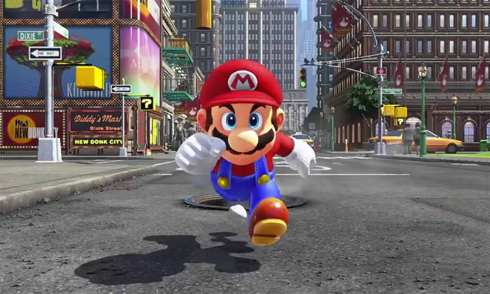 Mario Odyssey 2