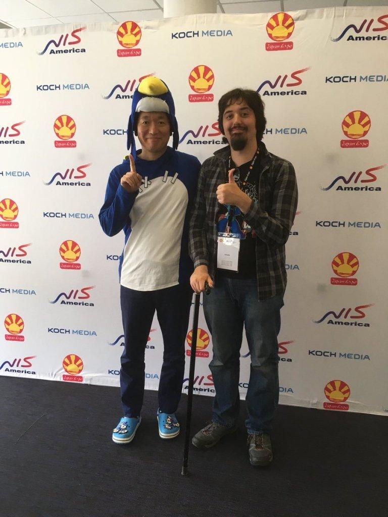 Interview Sohei Niikawa