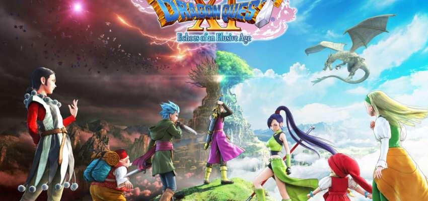 Dragon Quest XI Une