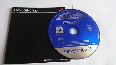 Disque Démo PS2 Full