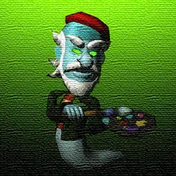 Luigi's Mansion Vincent_Van_Gore_Gold