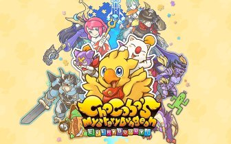 Chocobo s mystery Dungeon