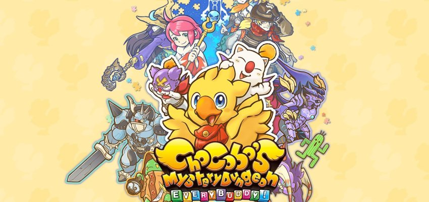 Chocobo s mystery Dungeon