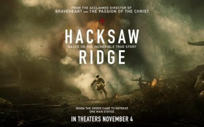 Let's Talk About Hacksaw Ridge