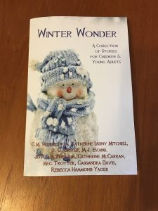Winter Wonder by C. M. Huddleston and other authors.
