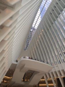 The Oculus at WTC