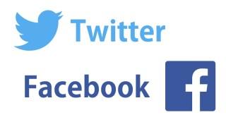 TwitterとFacebookのロゴ画像は公式でダウンロードが可能!