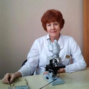 Ольга Ивановна Шефатова