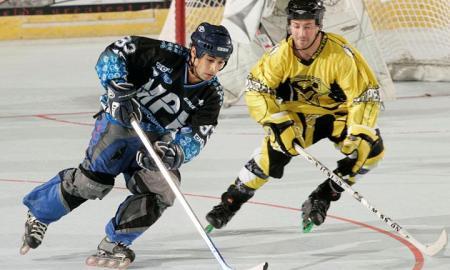 Inline-Roller-Hockey