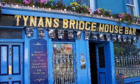 Tynan's Bridge House Bar in Kilkenny City.