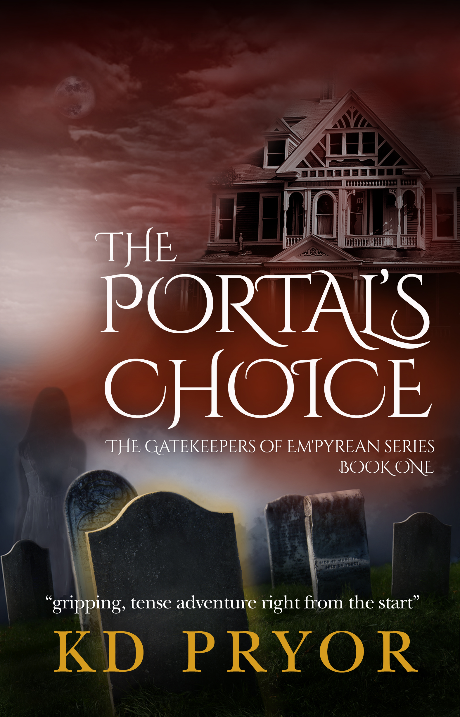 The Portal's Choice new cover