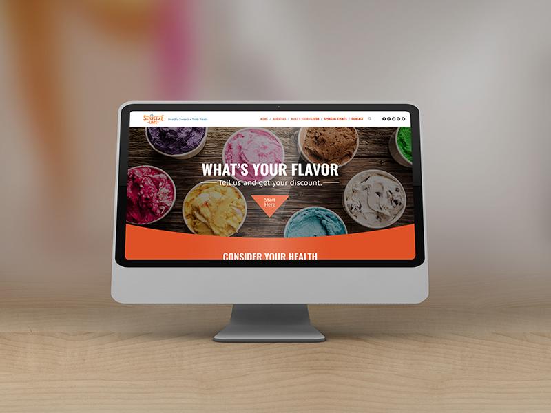 Squeeze-Ums Website