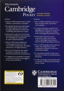 Cambridge Pocket de oferta