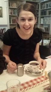 Ireland Brianna Birthday Tea