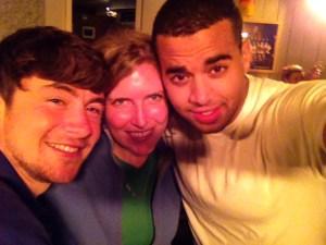 pub selfie