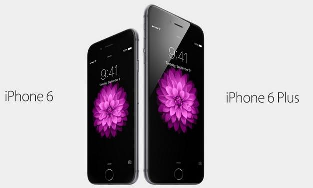 'iPhone 6′ மற்றும் 'iPhone 6+' இனை அறிமுகப்படுத்தியது அப்பிள் (Video & Photos)