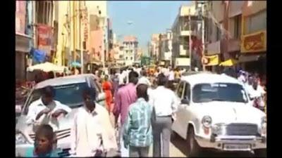 ராமநாதபுர வாகன நெரிசலுக்கு விமோசனம் எப்போது?!!