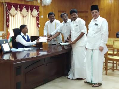 ராமநாதபுரம் நாடாளமன்ற தொகுதியில் 36 பேர் வேட்பு மனு செய்துள்ளனர்!!