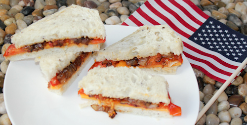All-American Tea Sandwiches