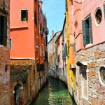 Colorful Canals