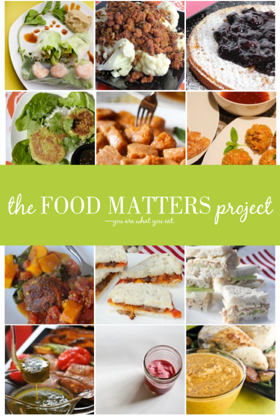 The Food Matters Projects Recipes 2